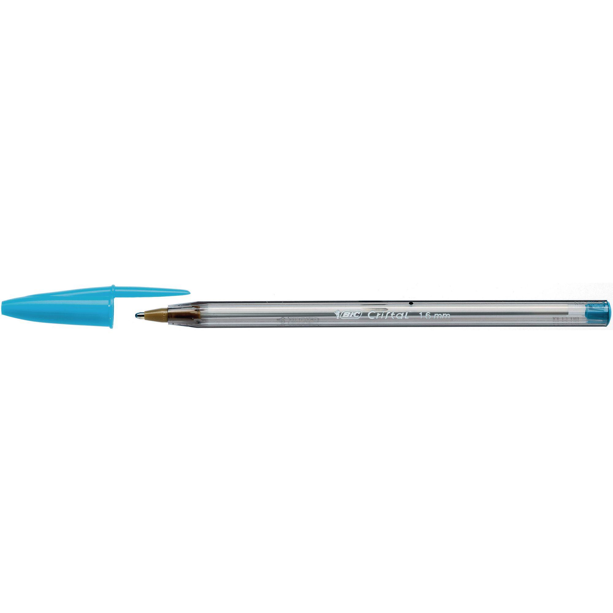 Bic Cristal Large 1,6mm Ballpoint Pens Blue