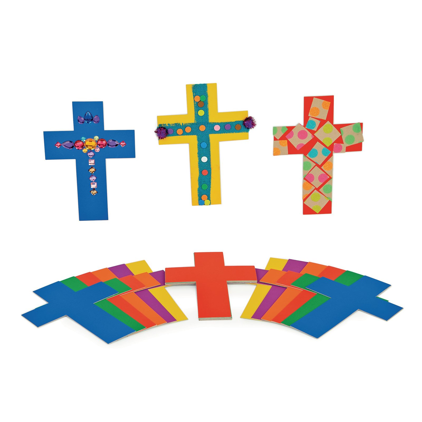 Design Your Own Cross Pack of 24