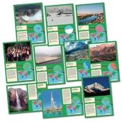 Geography Top Ten Deskmats