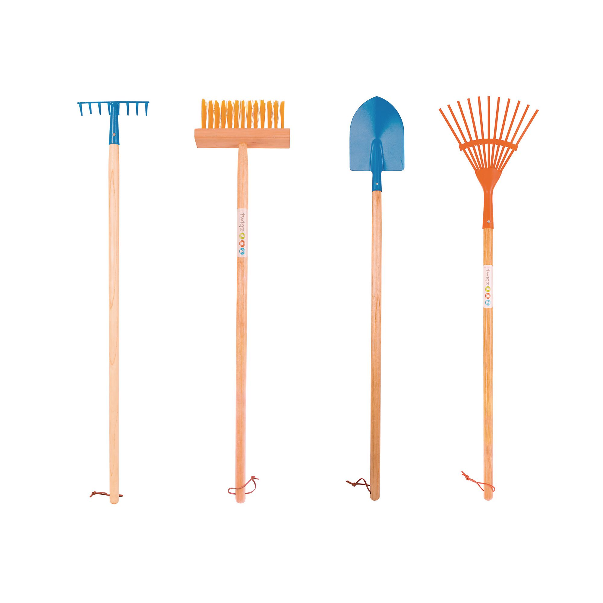 Long Handled Gardening Tools Set