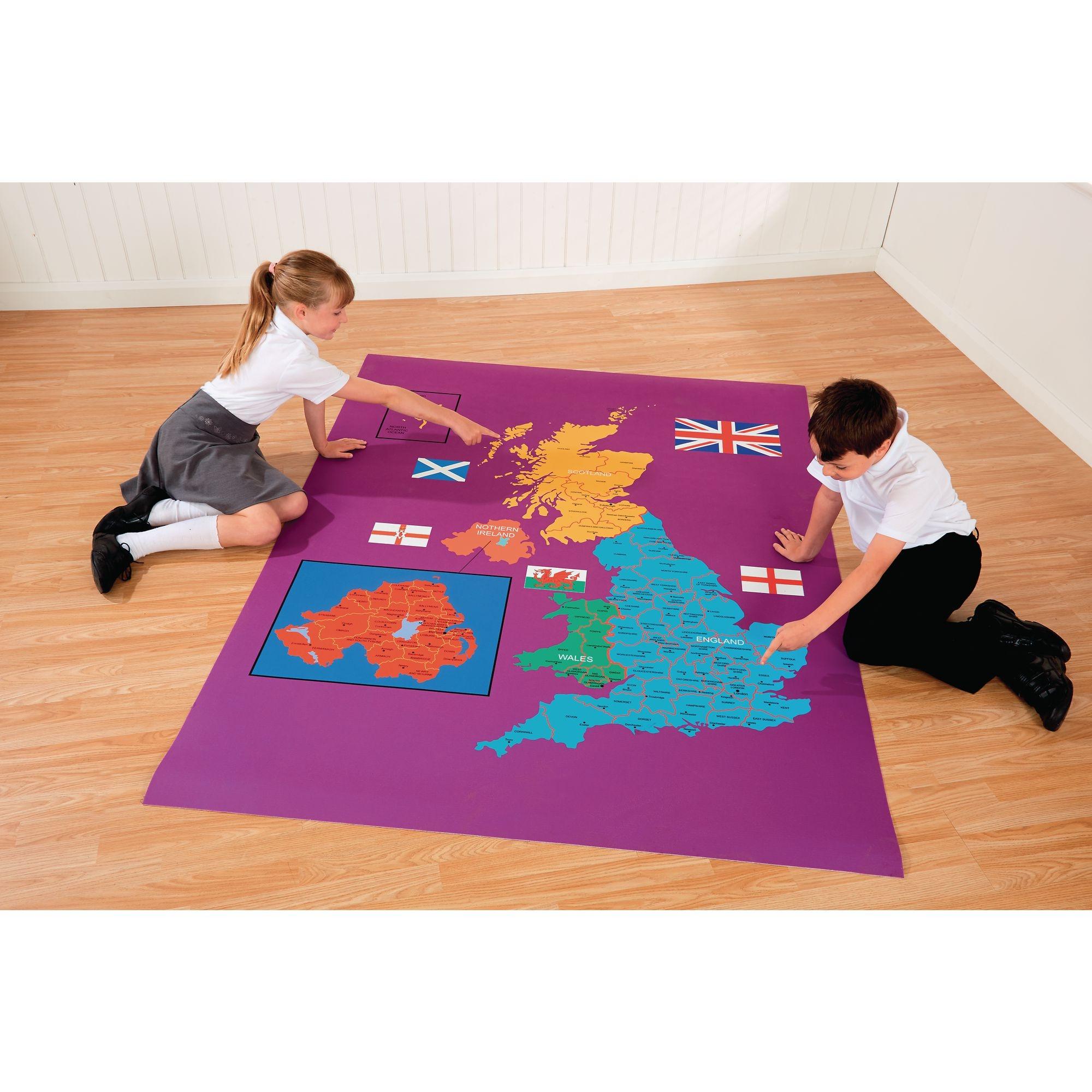 Uk Super Giant Playmat