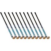 Slazenger Mega Hockey Stick - 36in - Pack of 10