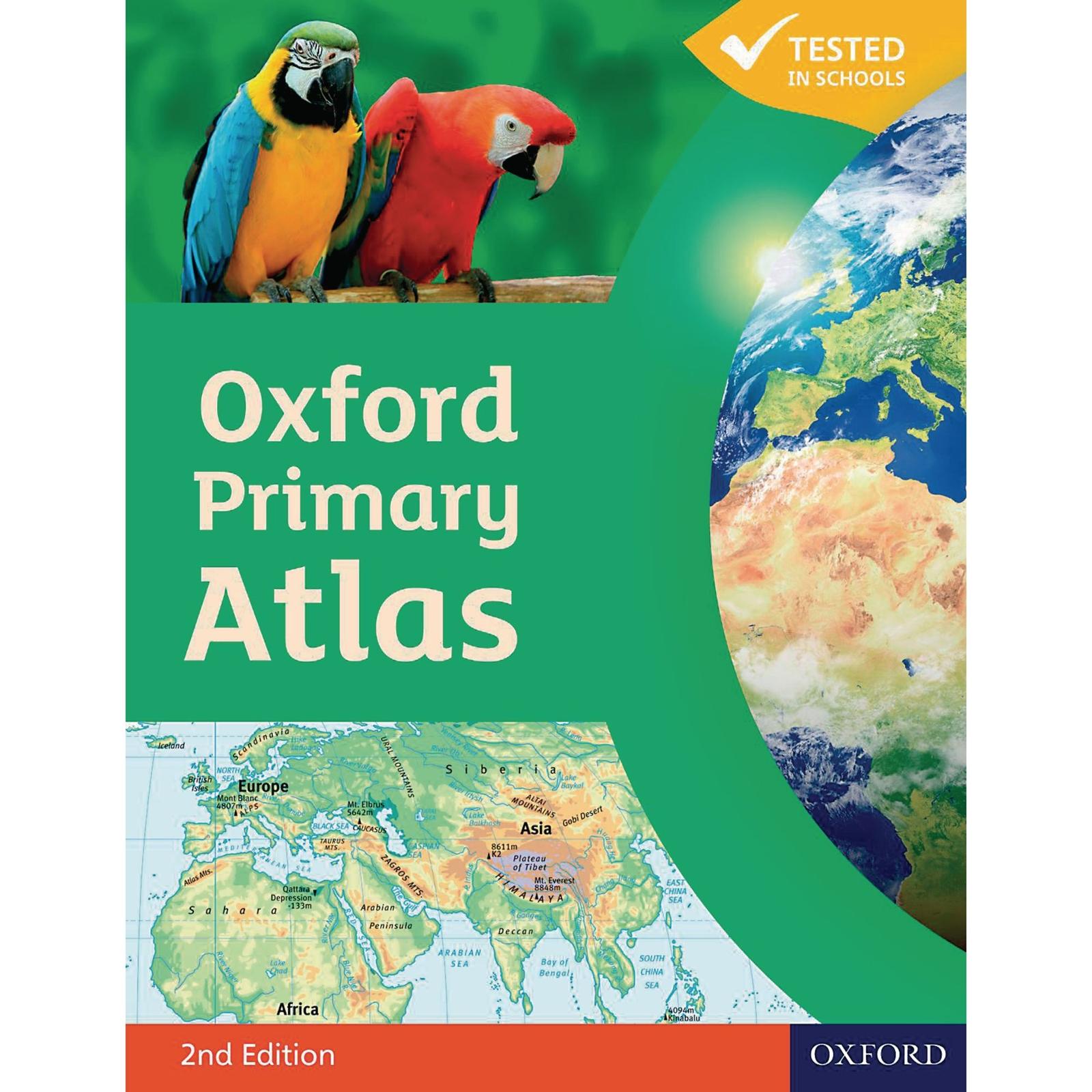Oxford Primary Atlas
