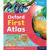 Oxford First Atlas Pack 5