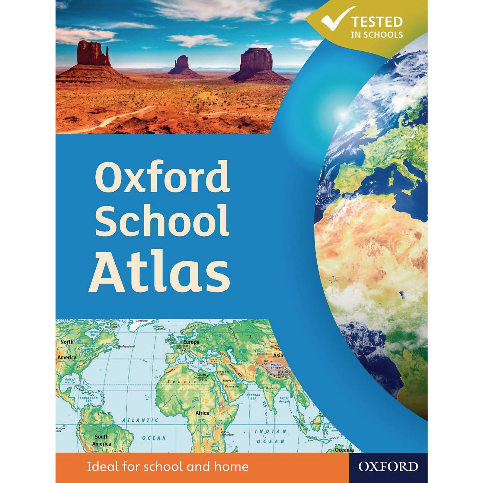 Oxford School Atlas