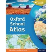 Oxford School Atlas Pack 5