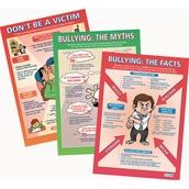 Bullying Poster set of 3 Gloss Paper