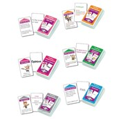 Reading Comprehension Smart Chute Cards Pack of 7