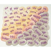 Tricky Word Pebbles - Set 1