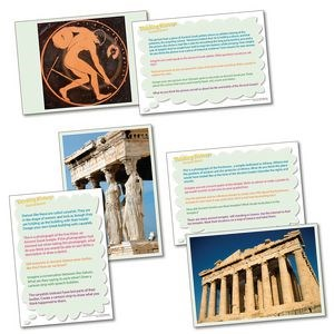 Thinking History Cards - Ancient Greece