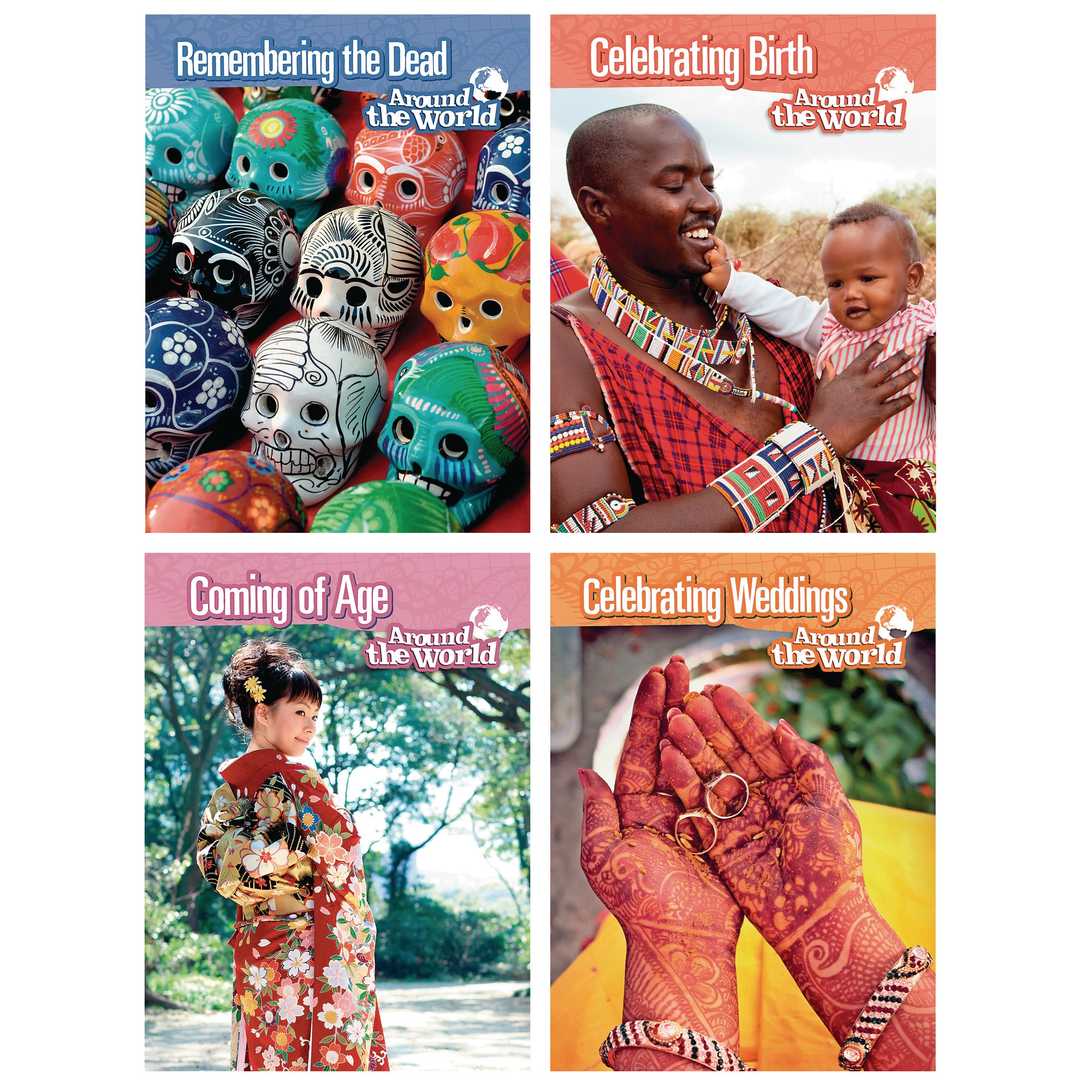 Cultures And Customs Book Pack