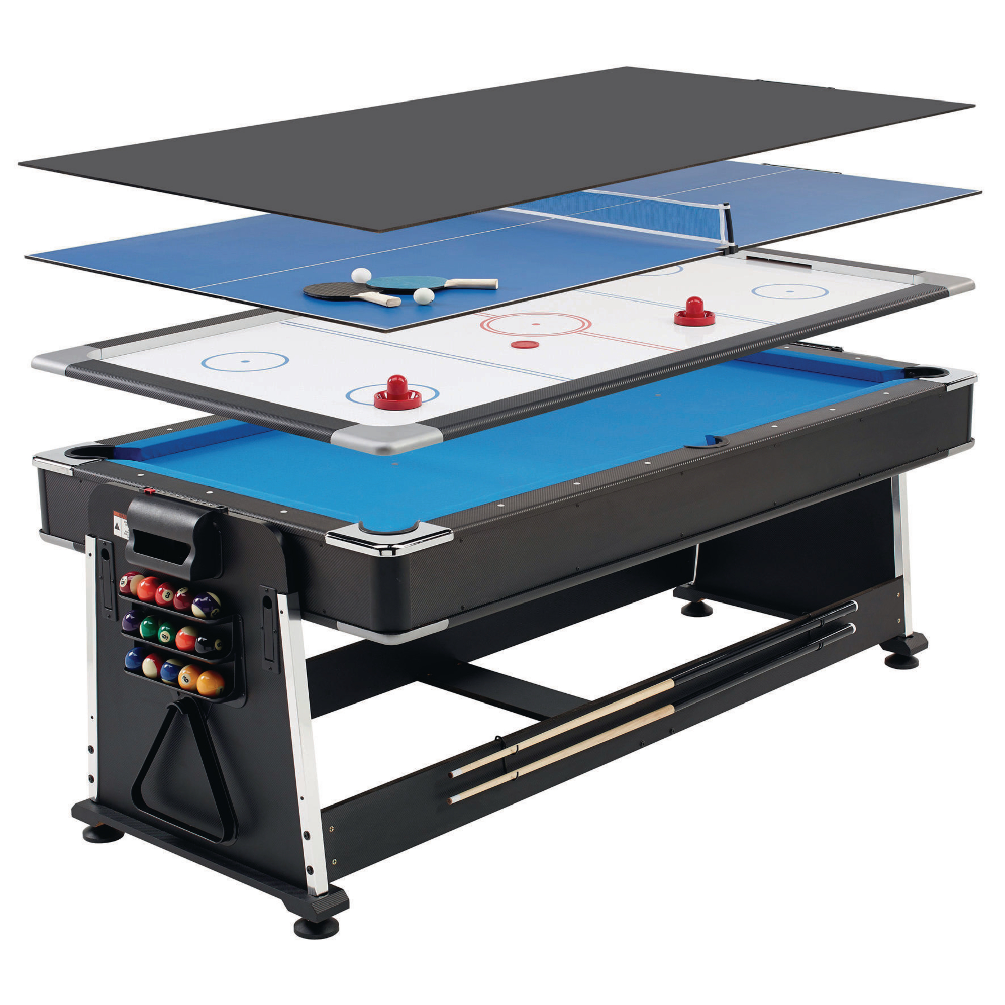 Game Room Experts - Top 5 Best Pool Ping Pong Table Combo ...