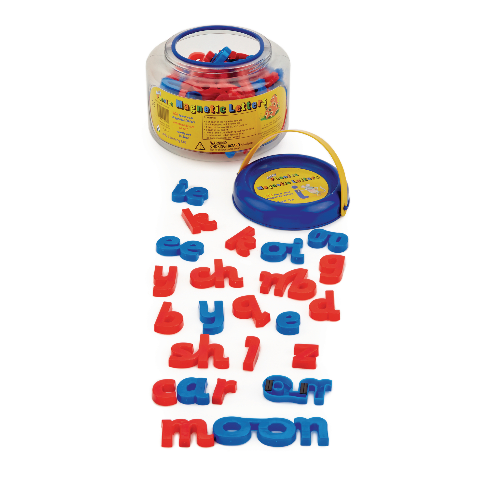 Jolly Phonics Magnetic Letters
