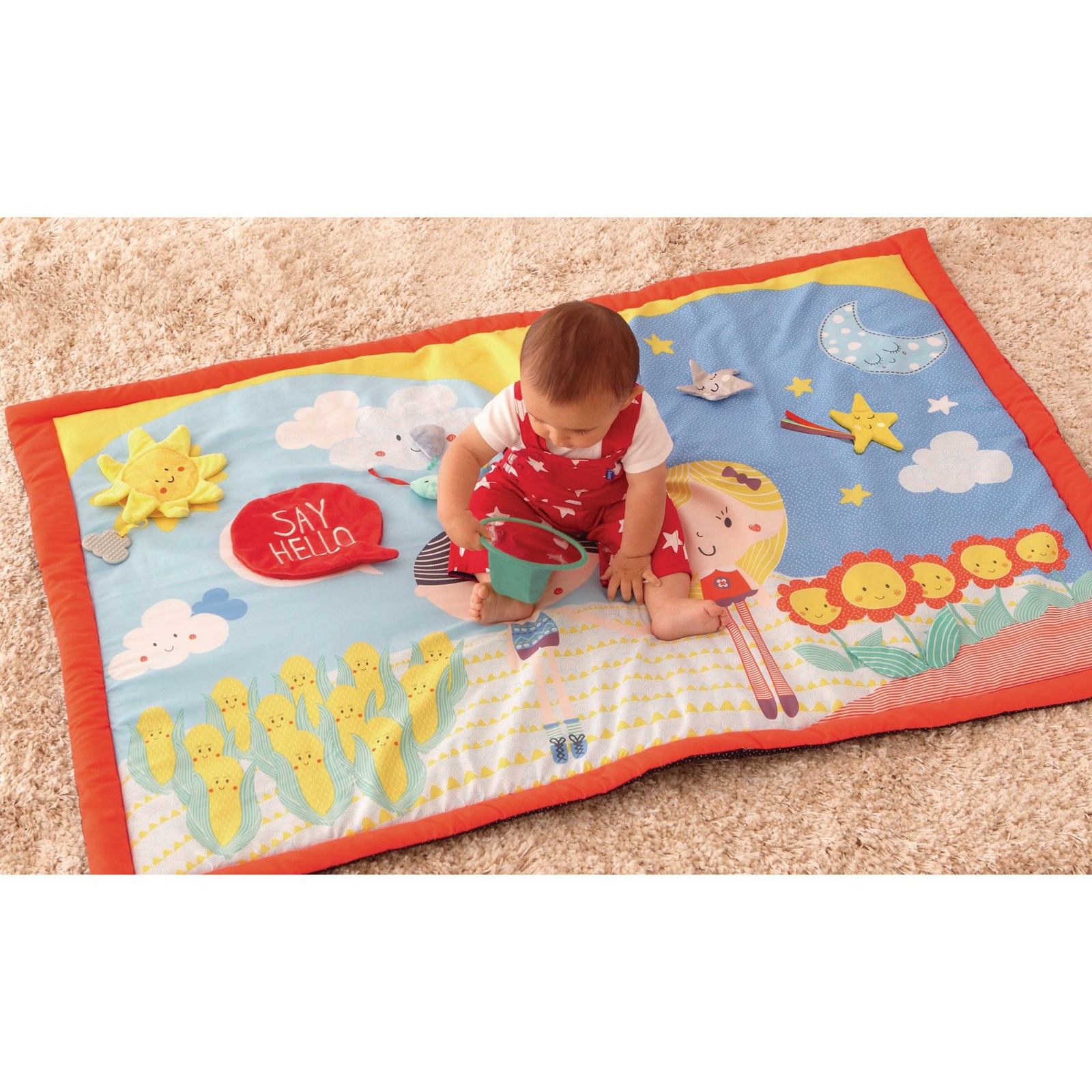 playtime vc treetop mat toys skiphop com and friends activity gym baby