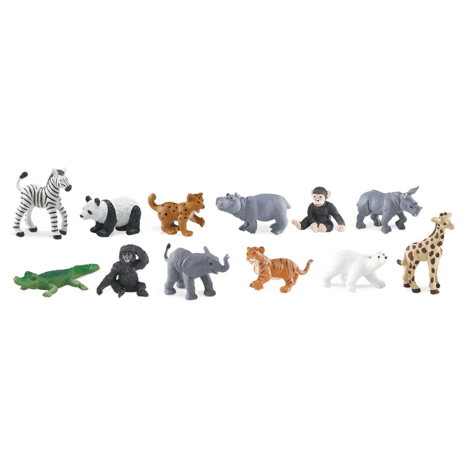 Zoo Babies Toob