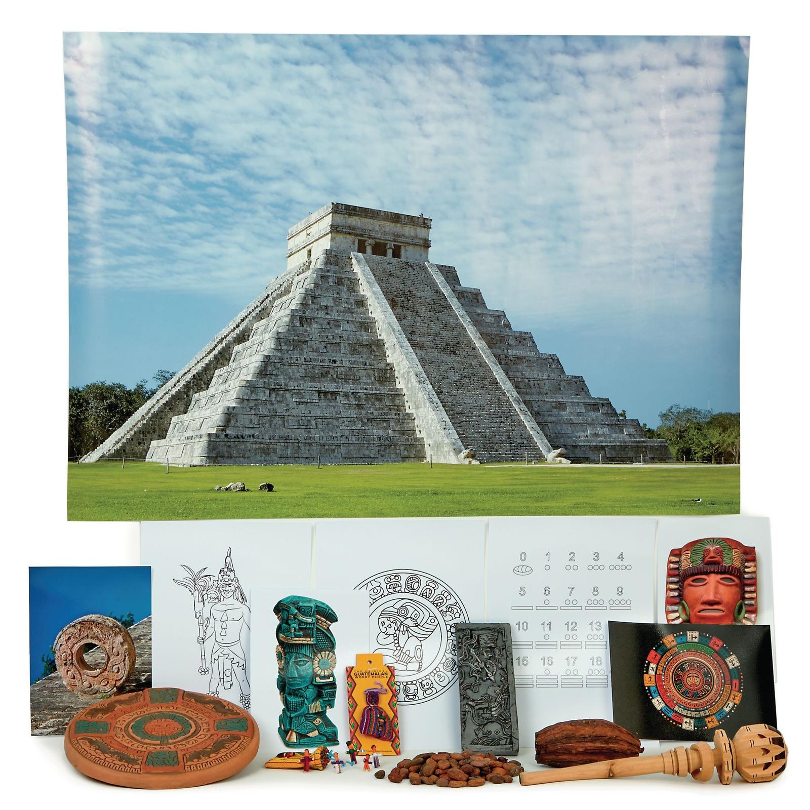 Mayan Artefact Pack