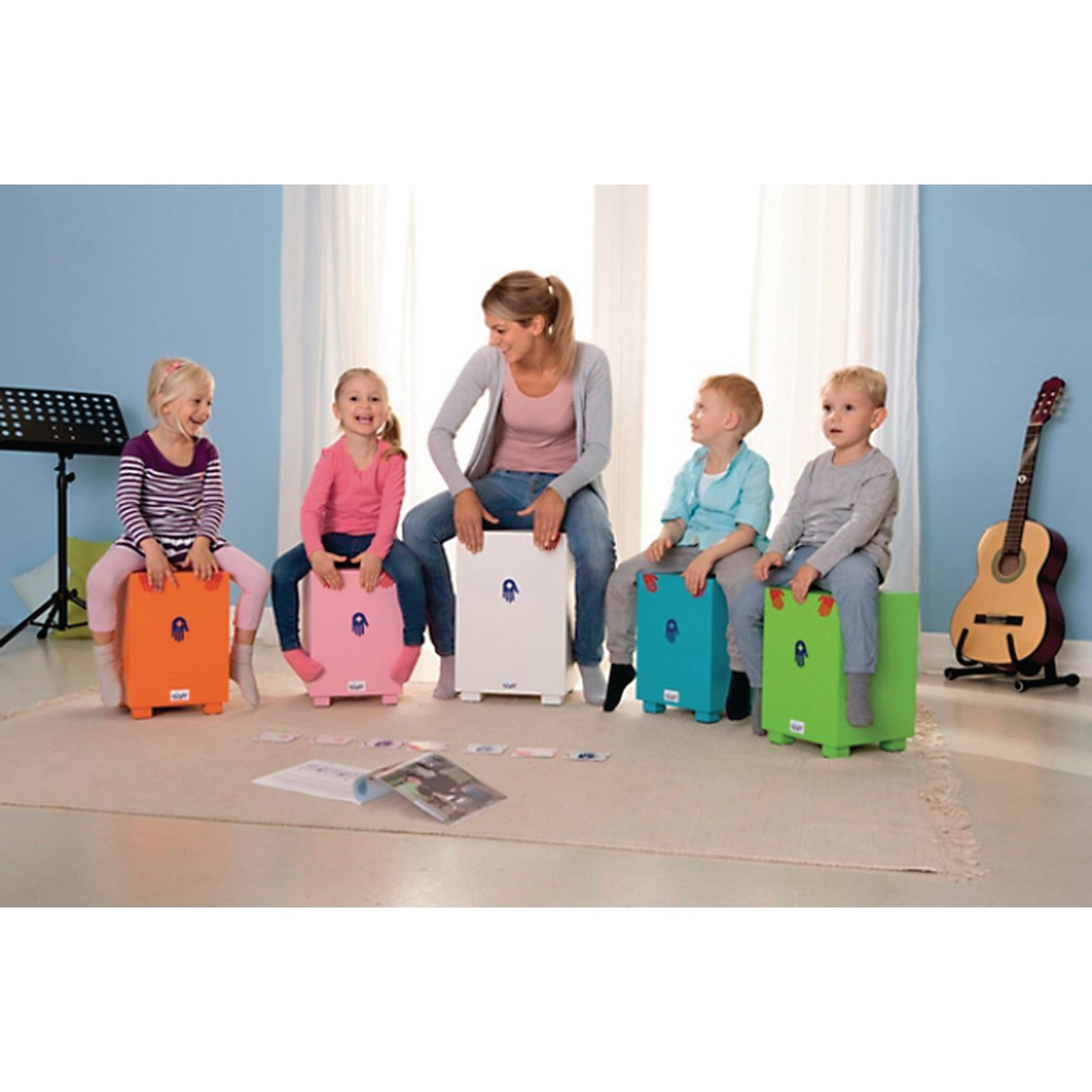 Baff Rhythm Set Pack Of 5 Hope Education