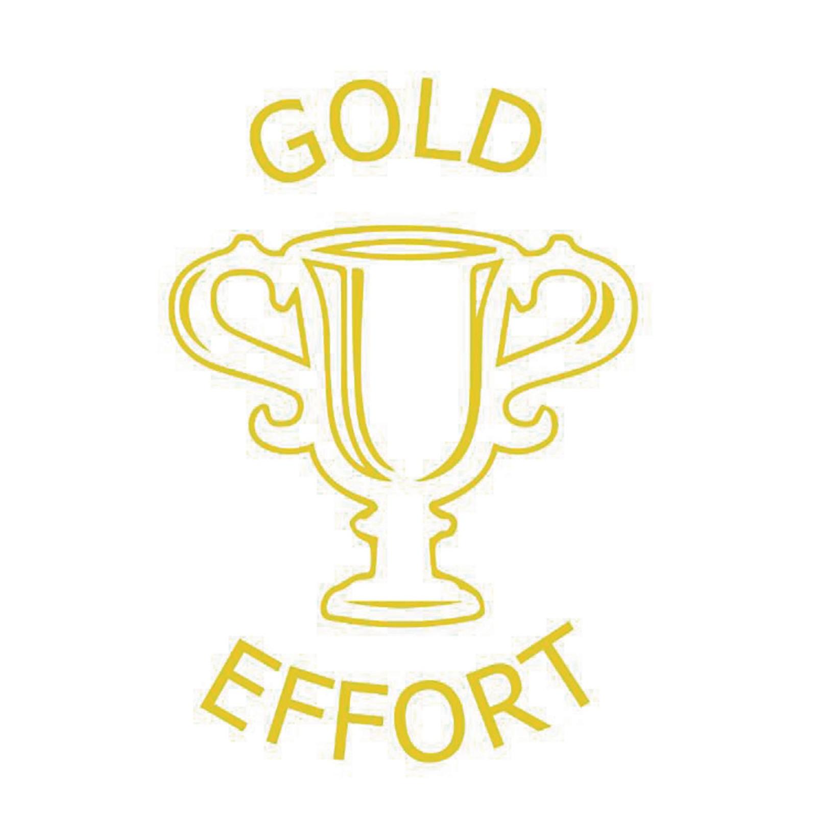 Xclamations- Gold Effort