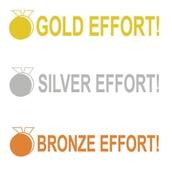 Xstamper 3 in 1 Stamper - Bronze, Silver and Gold Effort