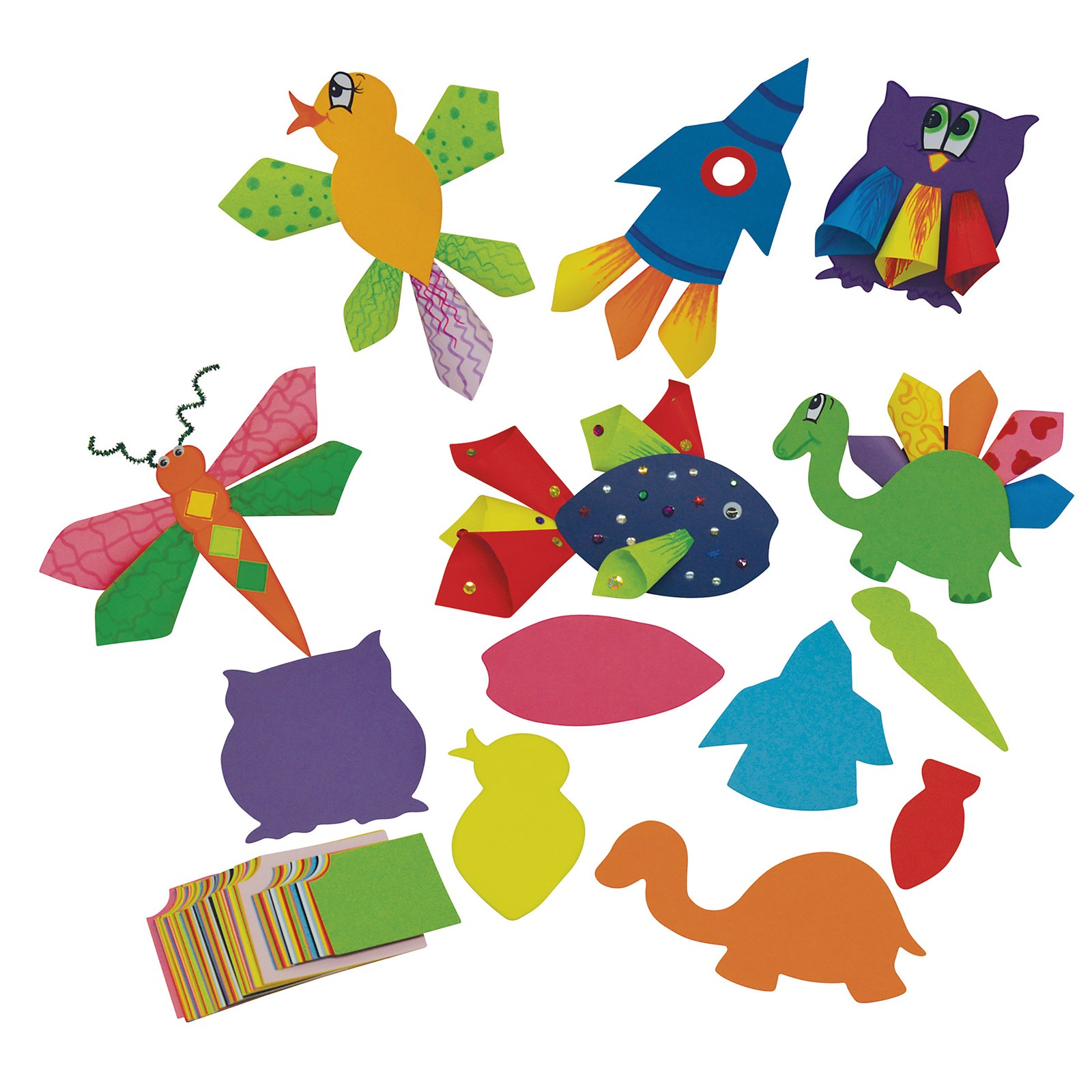 Paper Modelling Activity Pack