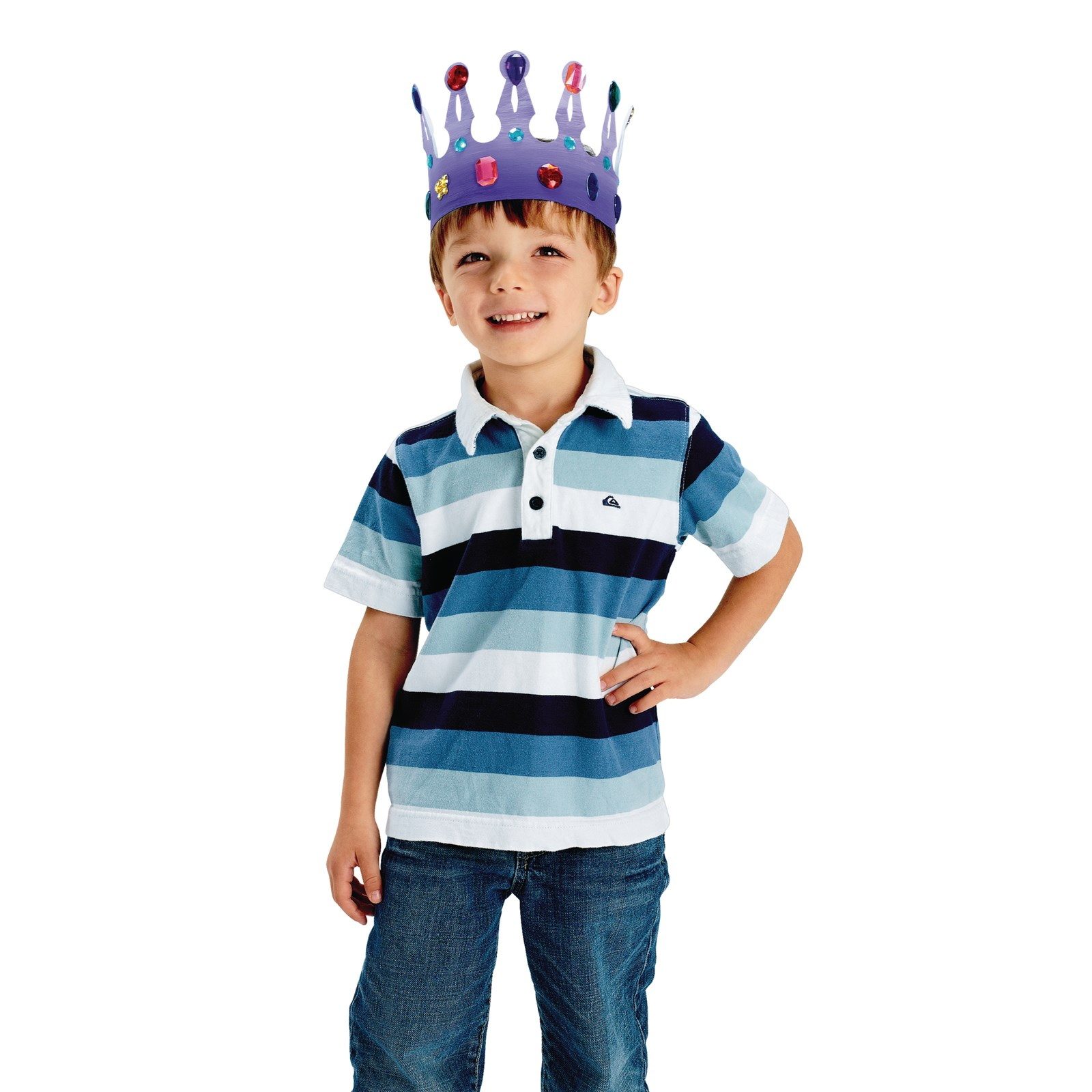Decorate Your Own Crowns Pack of 24