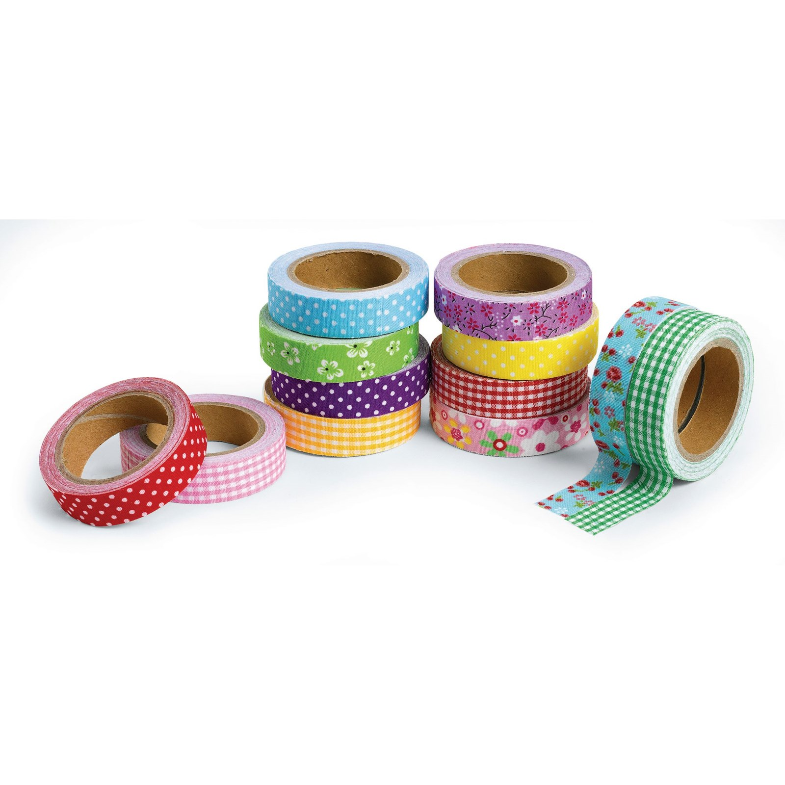 Fabulous Fabric Tape Pack of 12