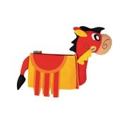 3D Costumes - Lancelot Horse