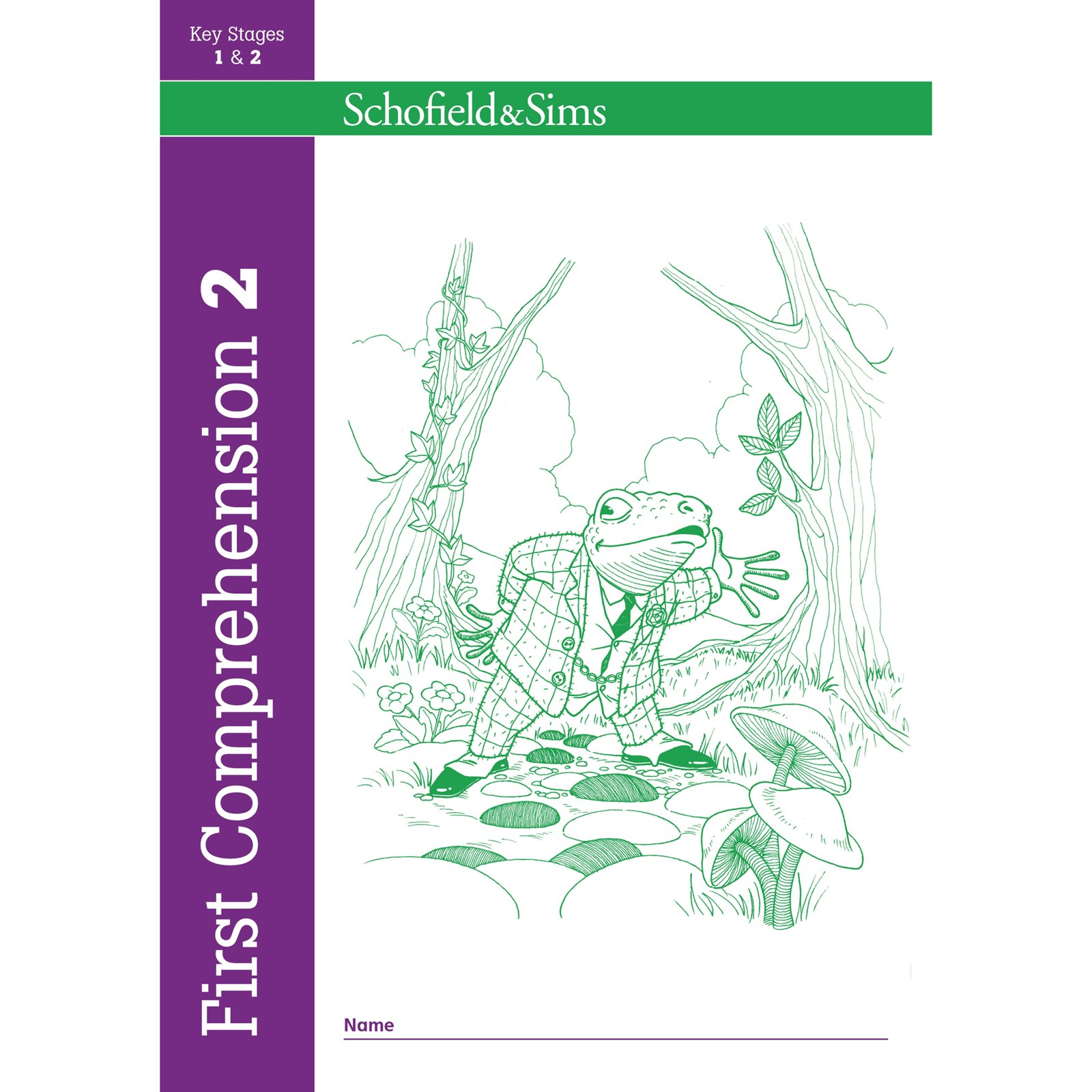 First Comprehension Book 2 - Pack of 5