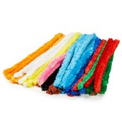 25mm Jumbo Pipe Cleaners Pack of 60