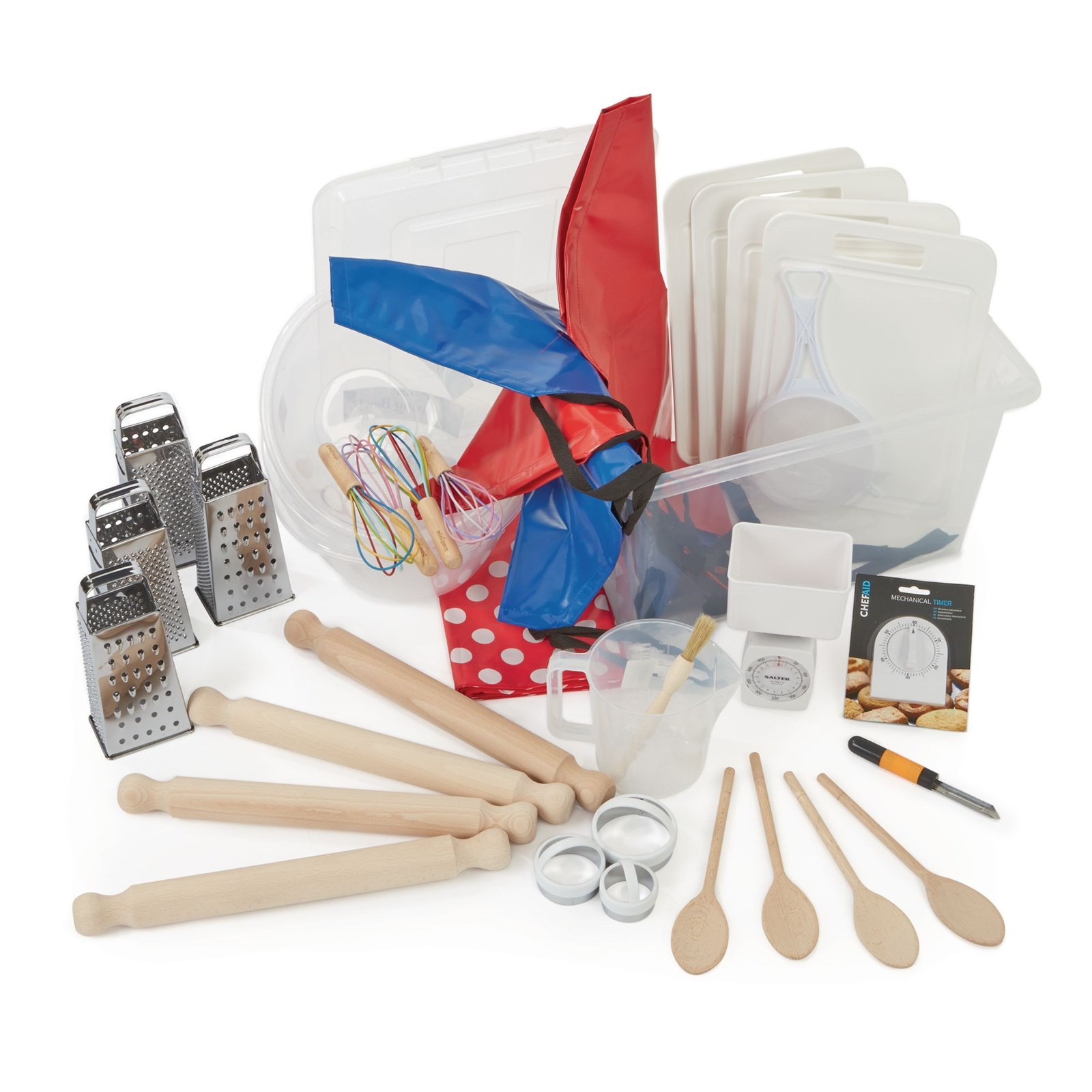 Cooking Essentials Pack