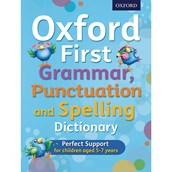 Oxford First Grammar Spelling and Punctuation Dictionary Pack of 5