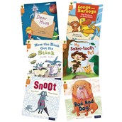 Oxford Reading Tree Oxford Reading Tree Story Sparks Level 6 - Pack of 6