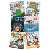 Oxford Reading Tree Oxford Reading Tree Story Sparkes Level 8 - Pack of 6