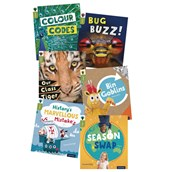 Oxford Reading Tree Infact Level 7 - Pack of 6