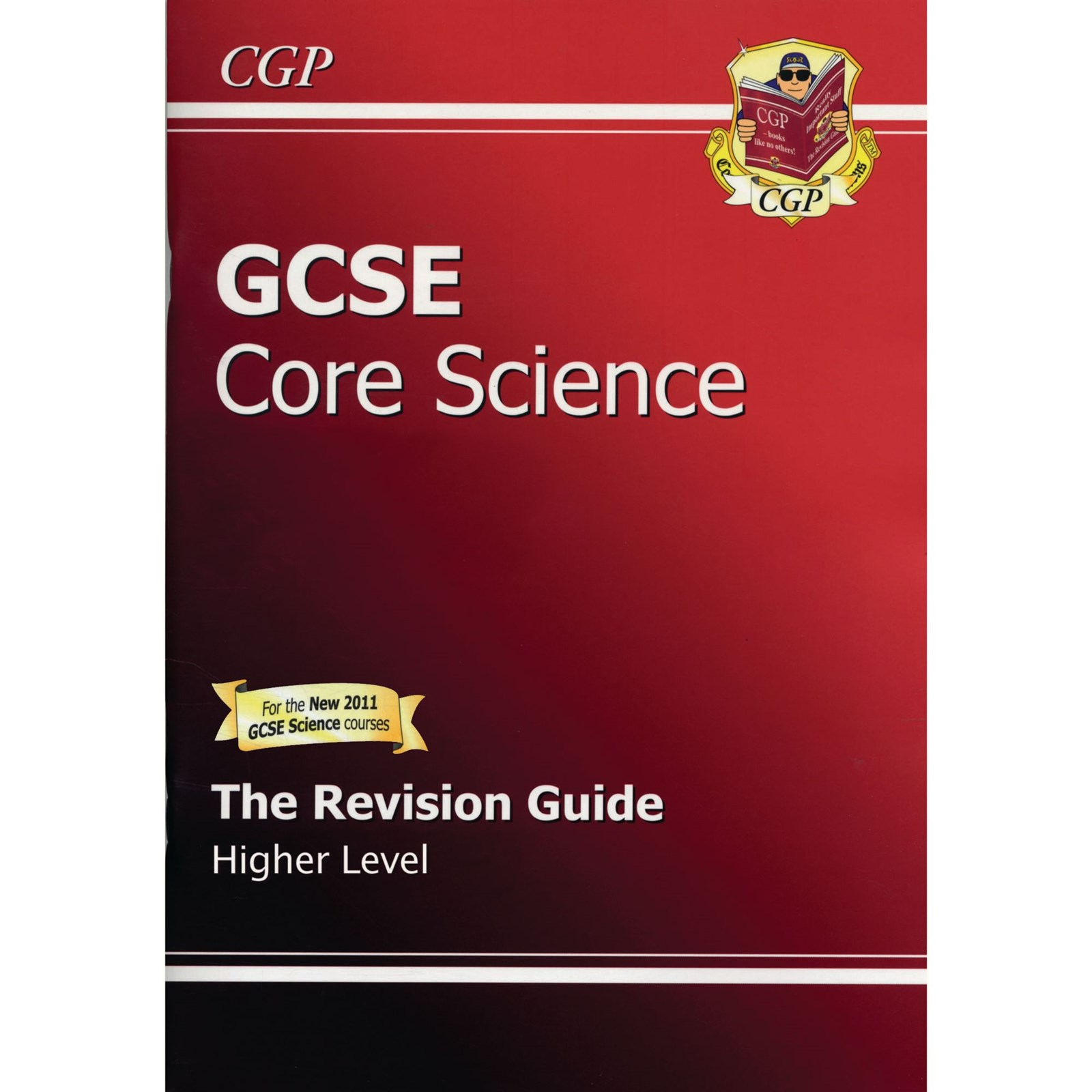 GCSE Core Science OCR 21st Century Revision - Higher