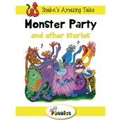 Jolly Phonics Readers  Level 2 Snakes Amazing Tales