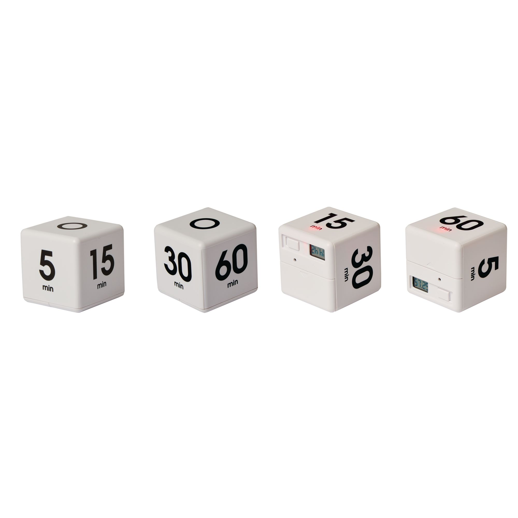 Cube Timer 1-60 Minutes