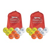 Slazengertraining Hockeyball - Dimpled - Pack 24