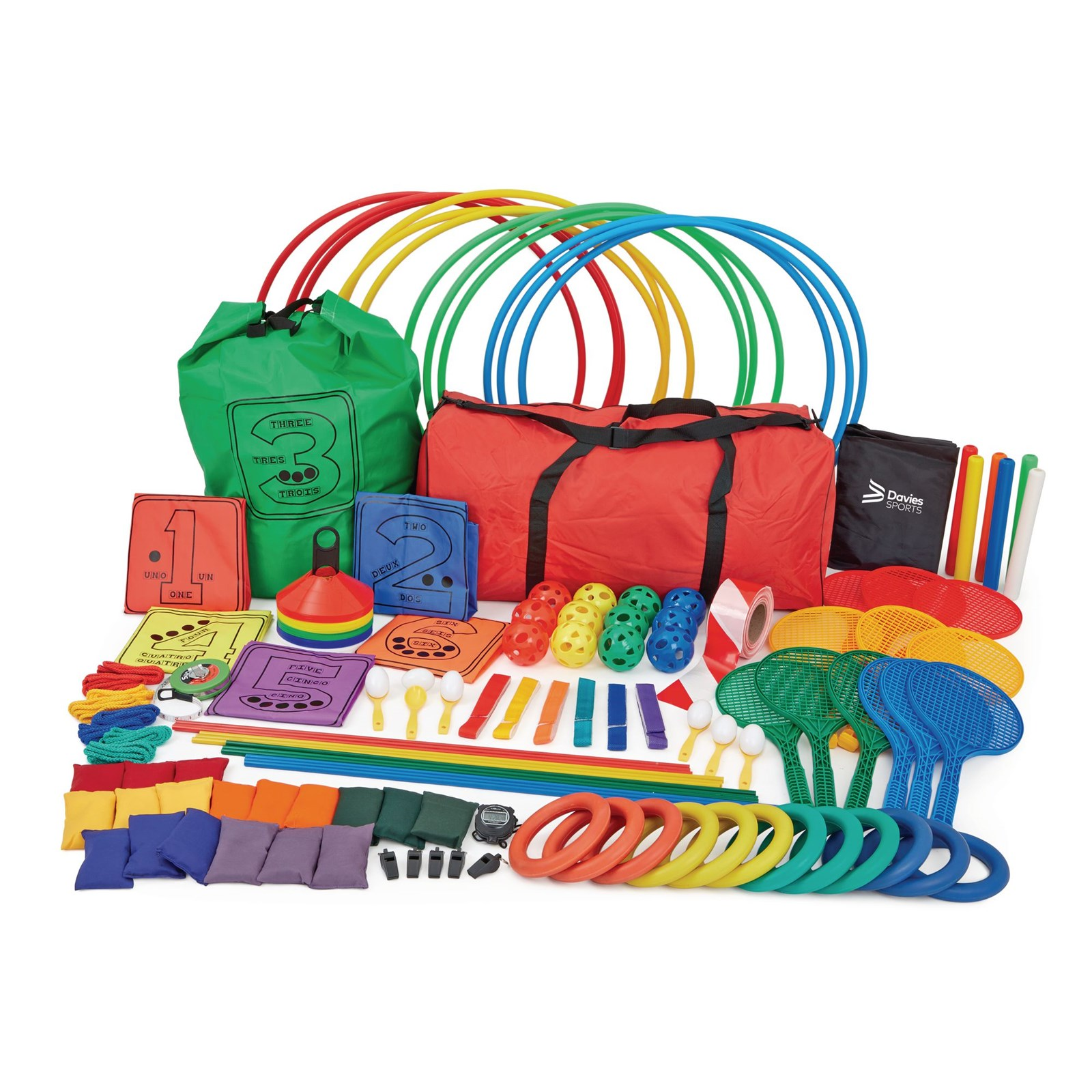 Primary Sports Day Pack