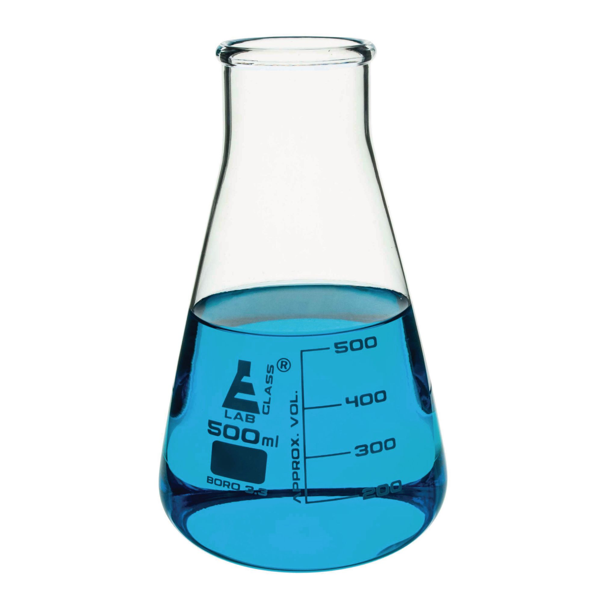 Conical Flask Wide Neck