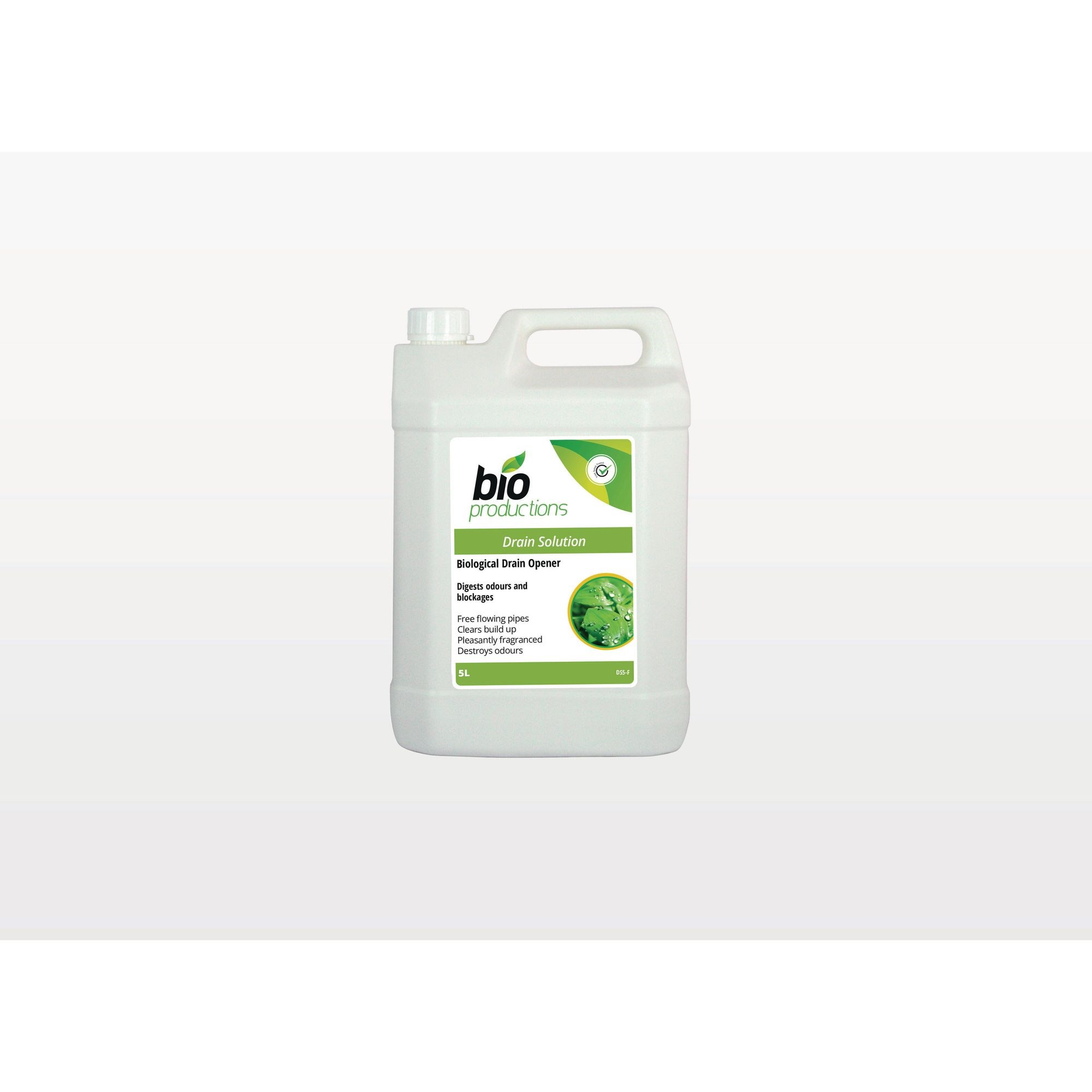 Drain Solution 5L (Pack of 2)