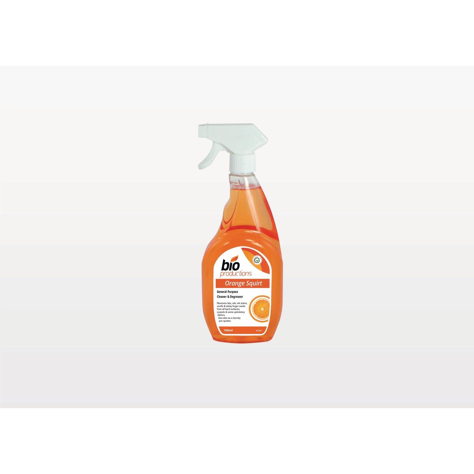 Orange Squirt - General Purpose Cleaner 750ml