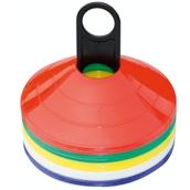 Flexible Marker Cones - 2 Packs of 50