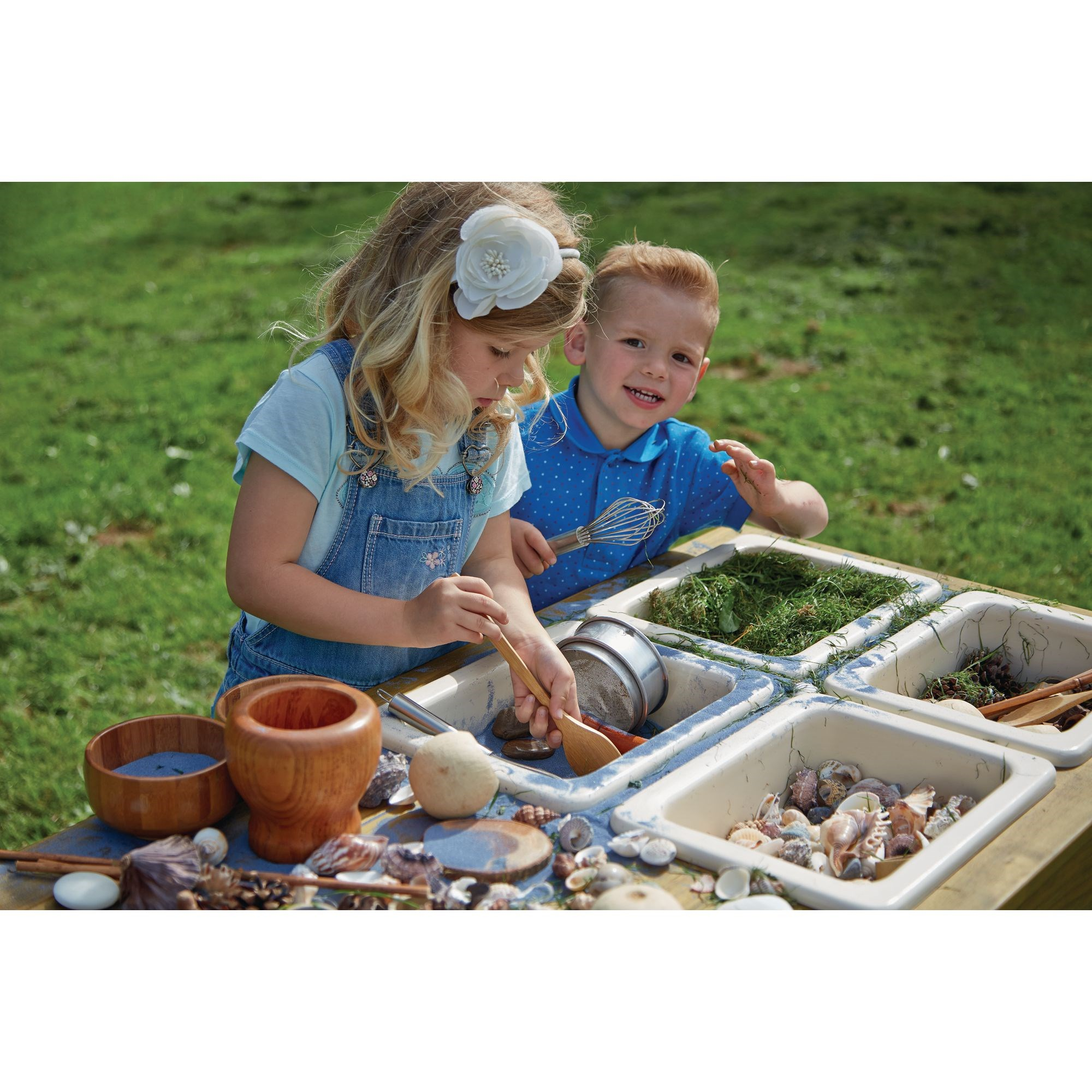 Outdoor Messy Play Table