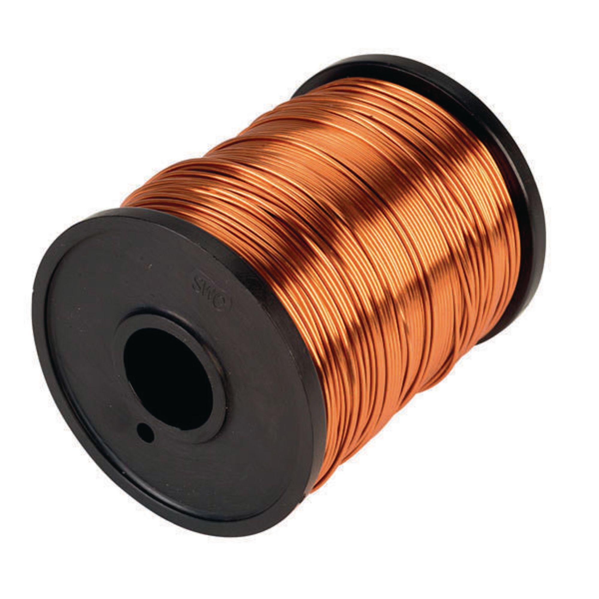 Copper Conductor Atoms : Bare copper wire mm swg philip harris