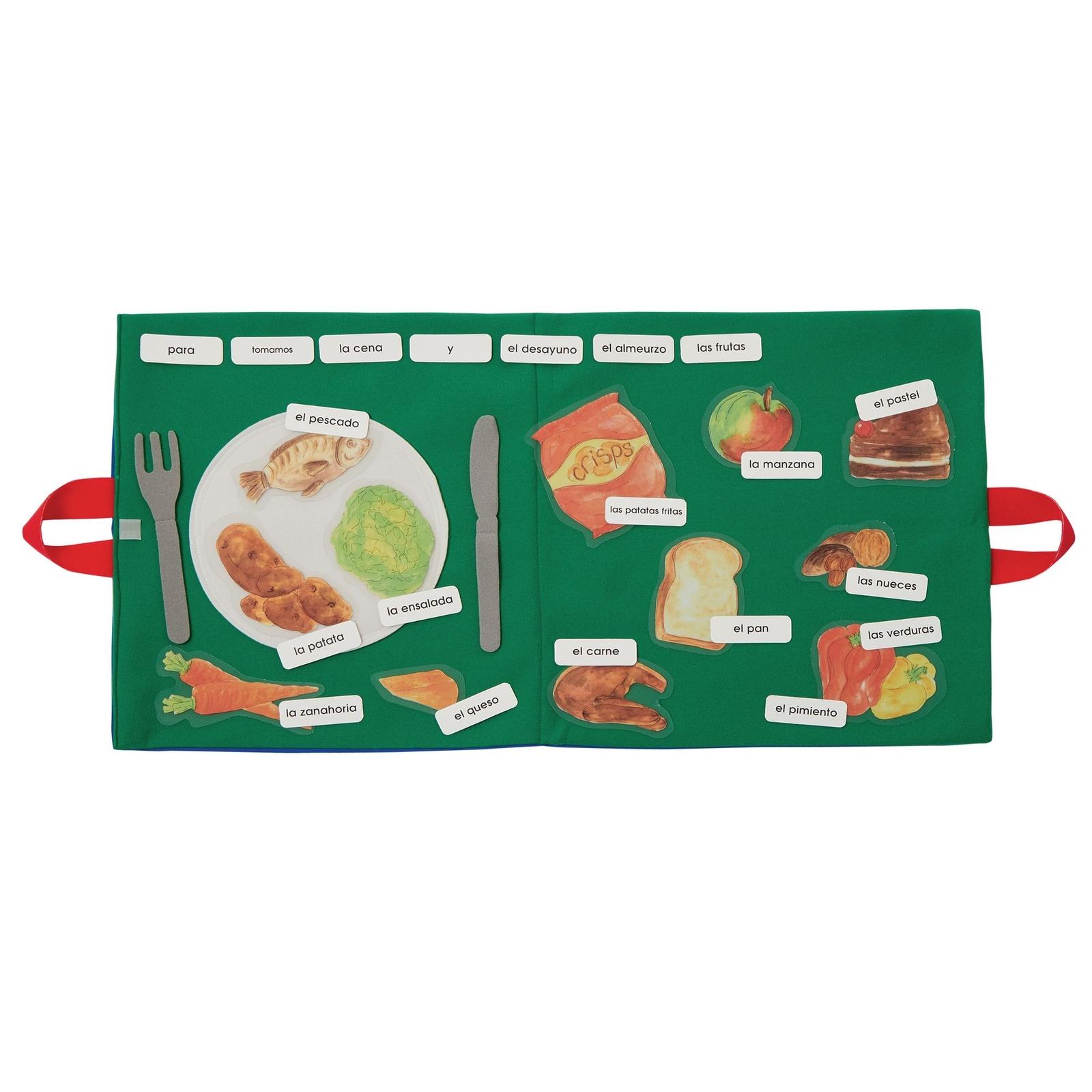 Food Bag Spanish