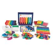 Rainbow Fraction Teach Kit