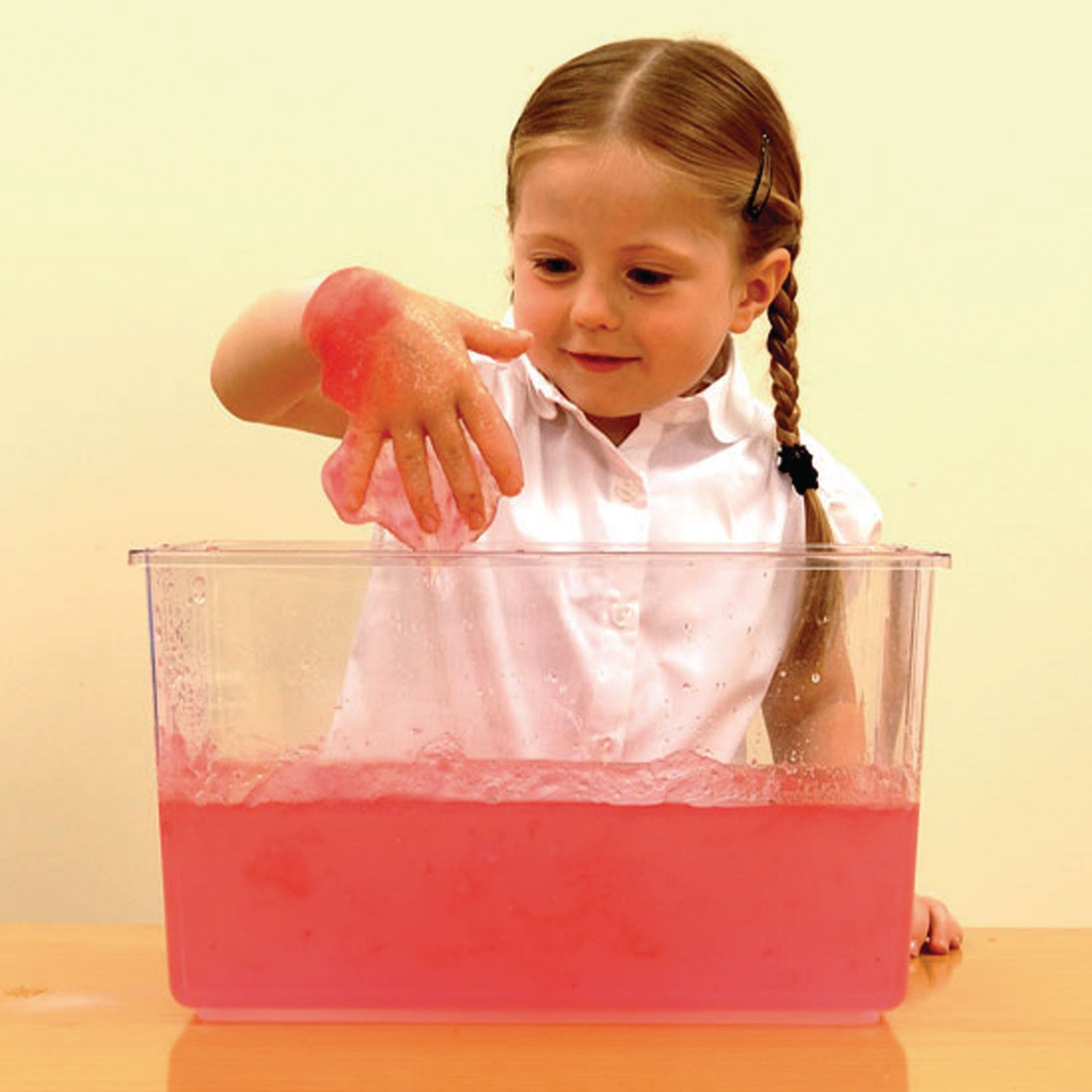 Messy Play Slime Red