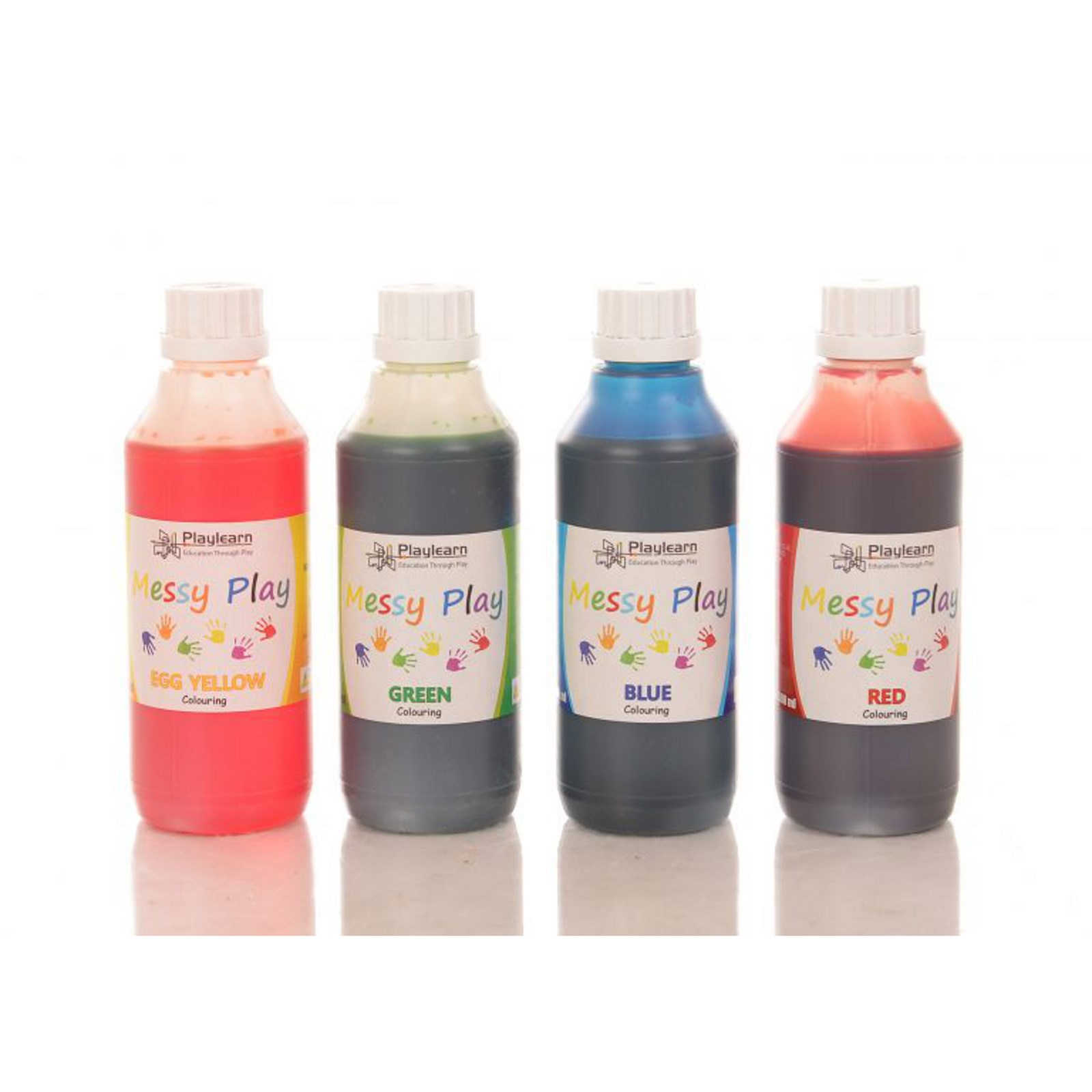 Food Colouring 500ml Yellow | Hope Education