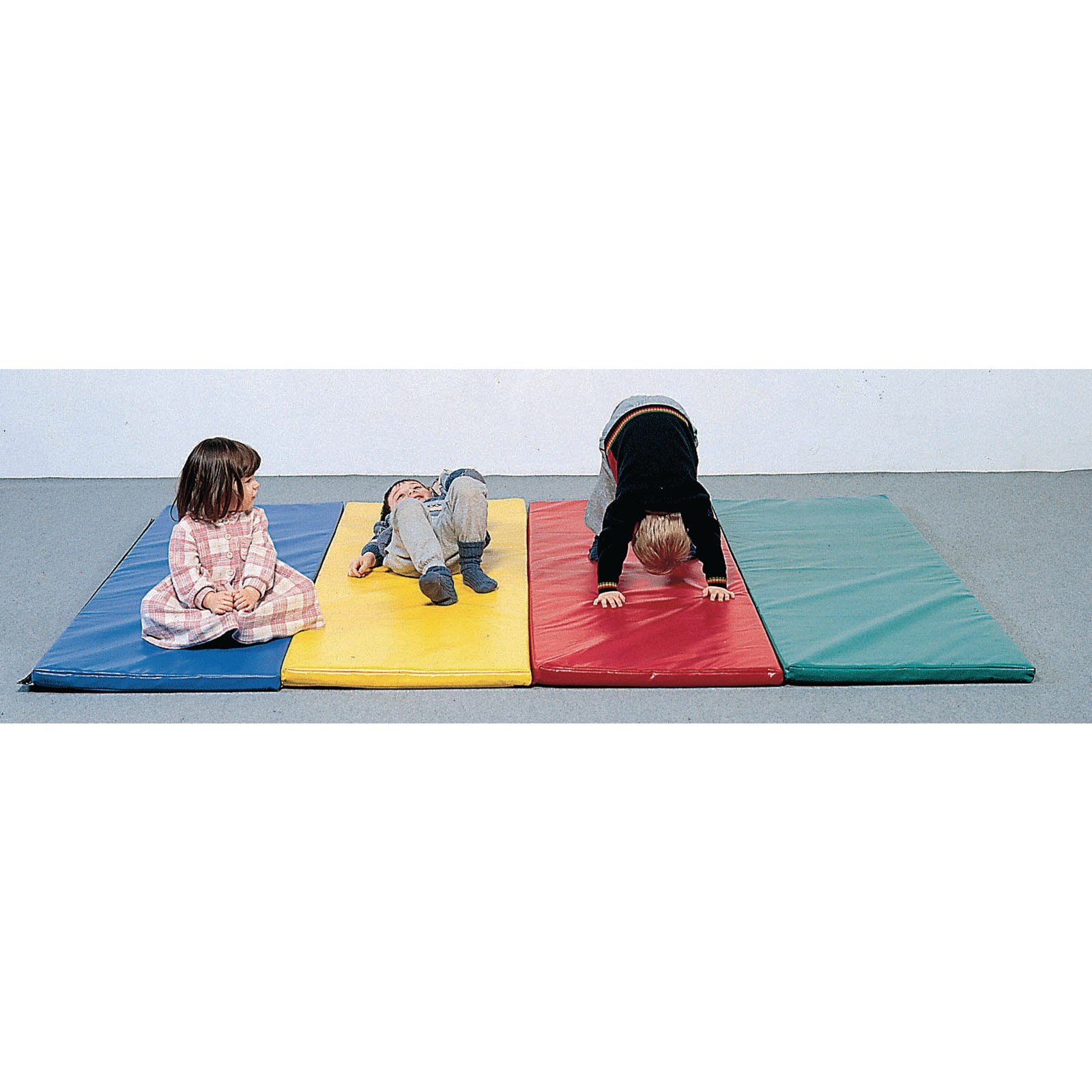 beam balance training gymnastics inflatable mat track tumbling air products